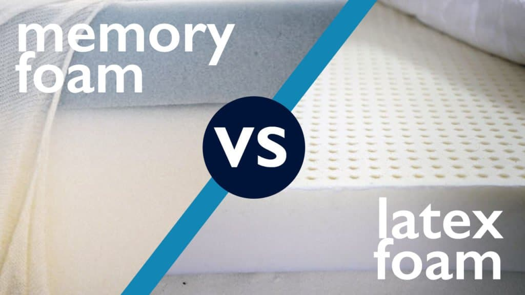 Memory Foam Mattress vs. Latex Mattress