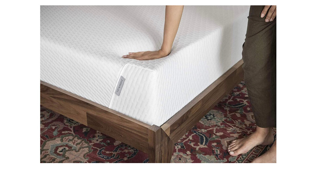 Tuft and Needle Mattress has a medium firmness level