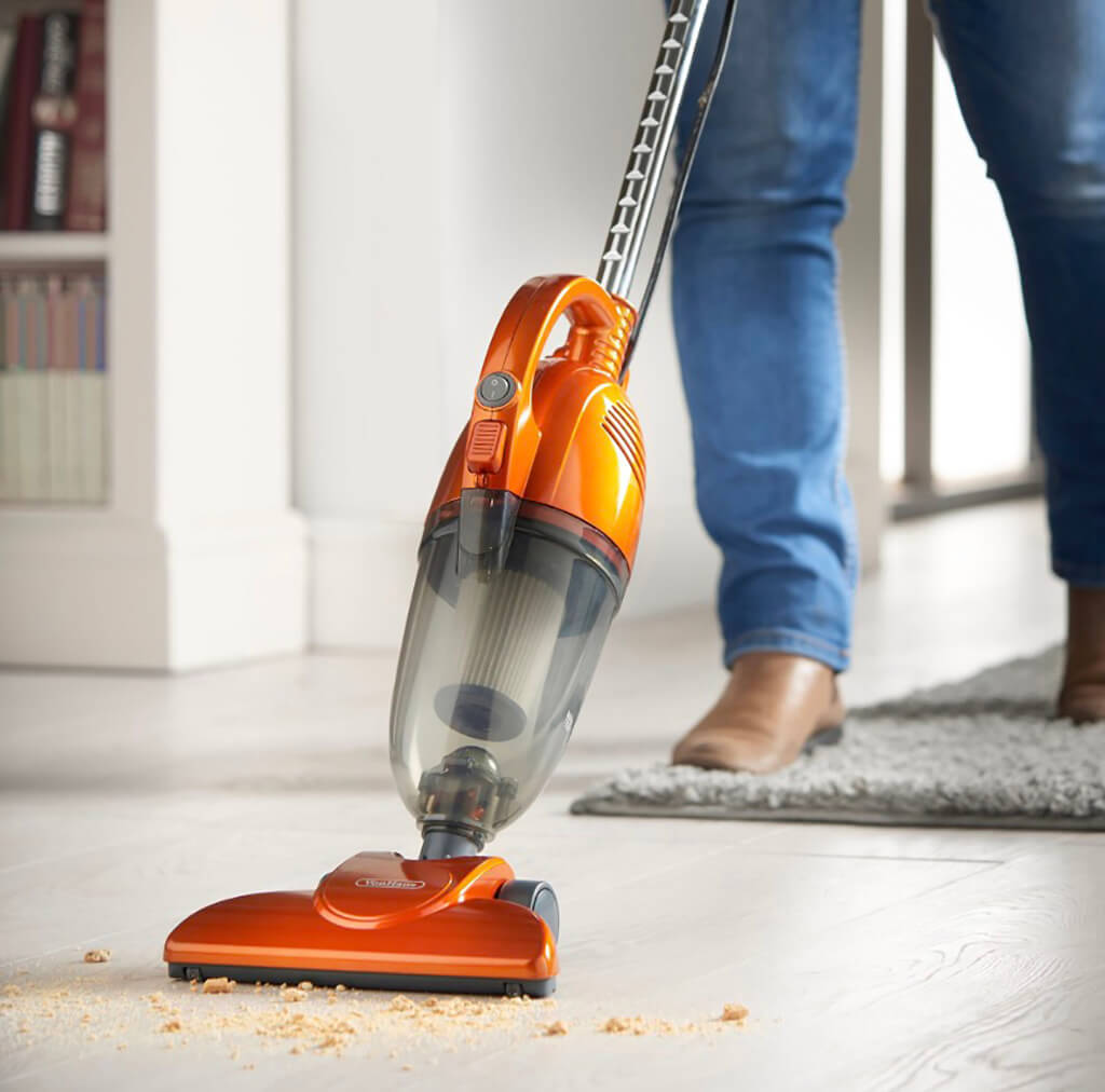 VonHaus Stick Vacuum with HEPA filtration