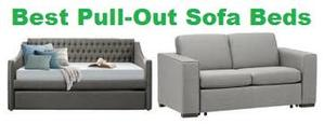 best pull out sofa beds