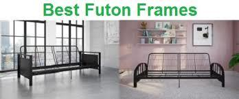 5 Best Futon Frames Reviews For 2020